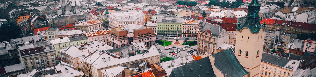 Car rental in Lviv