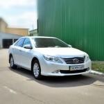 Прокат авто в Киеве бизнес класса