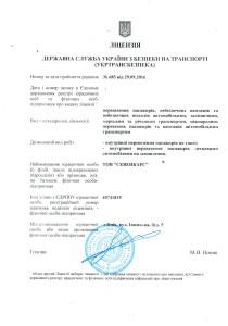 Лицензия на прокат авто в Киеве 7Cars.Com.Ua