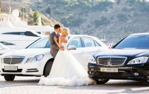 Заказать Авто на Свадьбу в 7cars в Киеве