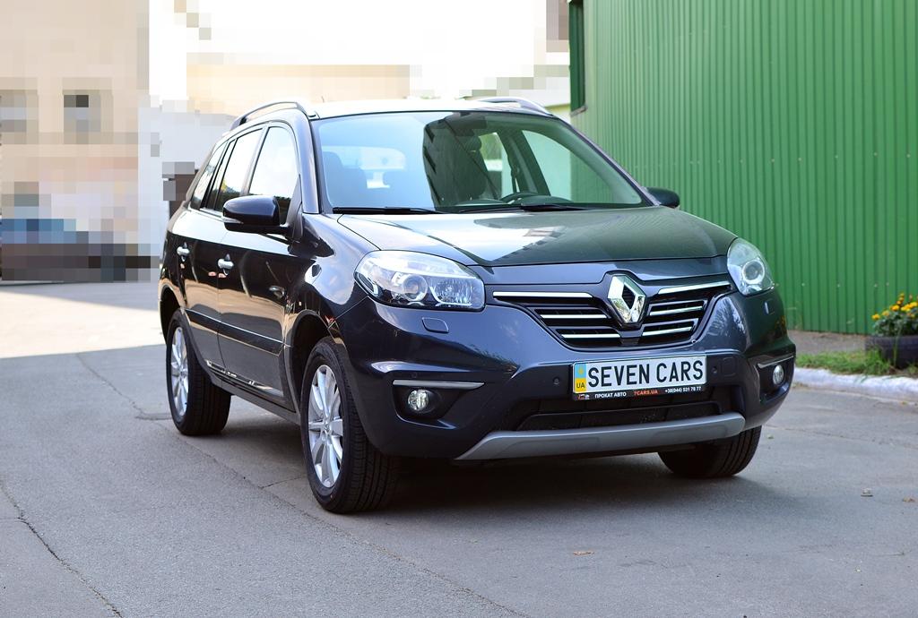 Renault Koleos, Auto, Diesel 4×4