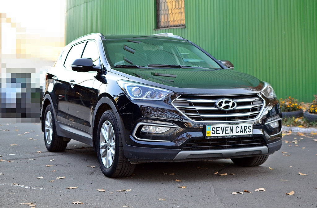 Hyundai Santa Fe 2.2 Diesel, Auto 4×4